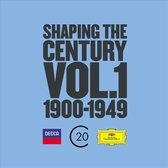 Shaping The Century (1900-1950) Vol. 1 (Limited Edition)