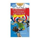 Boek cover Geronimo Stilton: De Piraten van de Zilveren Kattenklauw - 1 cd -Luisterboek van Geronimo Stilton