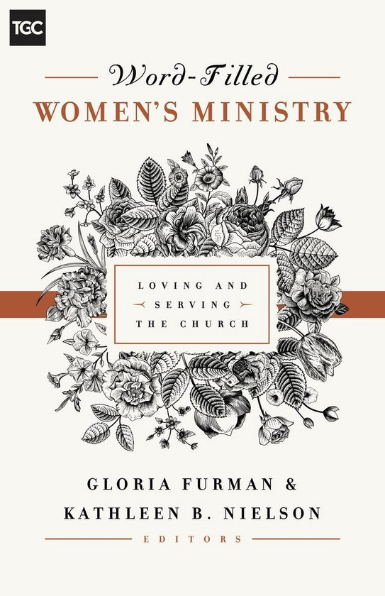 Boek cover Word-Filled Womens Ministry van Nancy Guthrie (Onbekend)