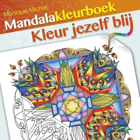 Mandalakleurboek - Monique Michel |