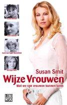 Boek cover Wijze vrouwen van Susan Smit