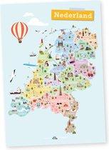 poster Nederland