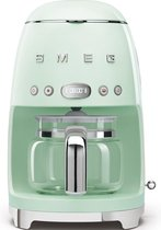Smeg DCF02PGEU  Filter-koffiezetapparaat - Pastelgroen