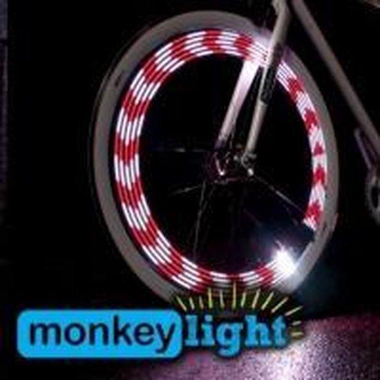Monkey Light M210 - Wielverlichting Led- 1stuk