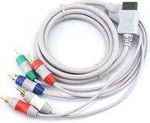 Dolphix Component AV kabel voor Nintendo Wii - 1,8 meter