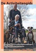 Boek cover De activiteitengids van Monika Eberhart (Paperback)