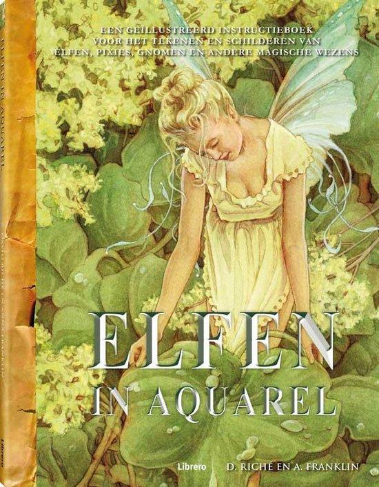 Elfen In Aquarel - David Rich pdf epub