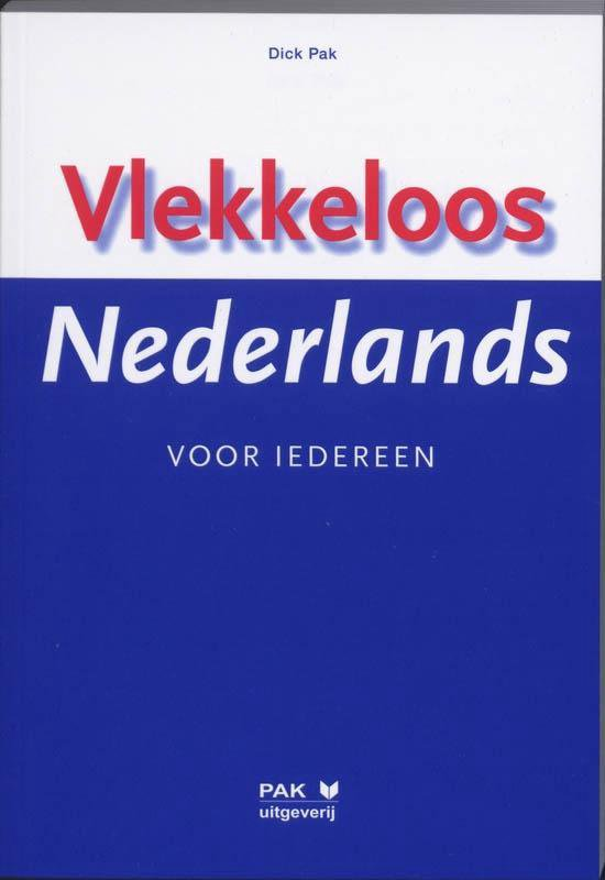 Afbeelding van Vlekkeloos Nederlands voor iedereen