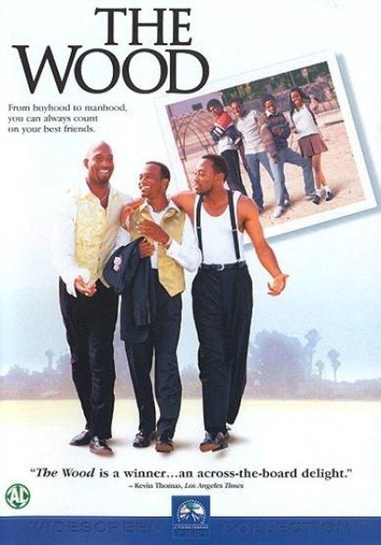 Cover van de film 'Wood'