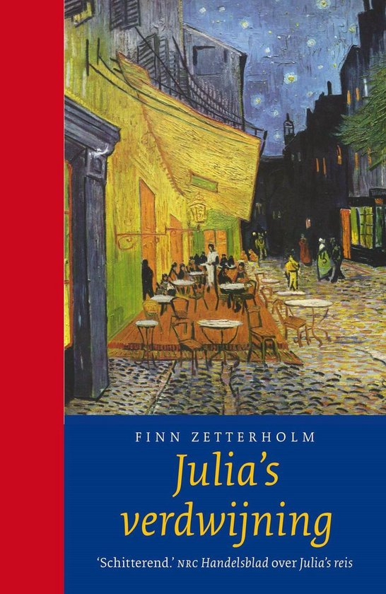 Julia's verdwijning - Finn Zetterholm  