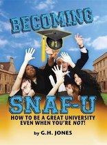 Omslag Becoming SNAF-U