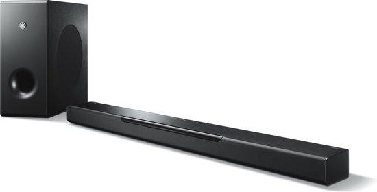 Yamaha YAS-408 - Soundbar met MusicCast - Zwart