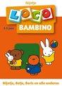 Afbeelding van het spelletje Loco Bambino - Boekje - Nijntje, Betje, Boris & alle anderen - 3/5 Jaar