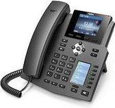 Fanvil X4 - VoIP telefoon - Antwoordapparaat - Zwart