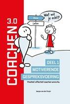 Boek cover Coachen Reeks 1 - Motiverende gespreksvoering van Sergio van der Pluijm (Hardcover)