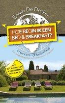Hoe begin ik een bed & breakfast ?