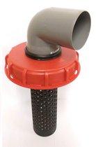 IBC tank filter 150 mm / 70 mm pvc