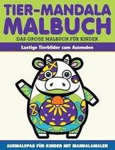 Malbuch Lustige Tiermandalas Malbuch Fuer Kinder