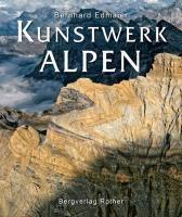 Kunstwerk Alpen