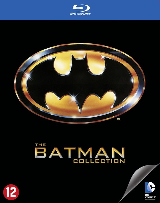 Cover van de film 'Batman Collection'