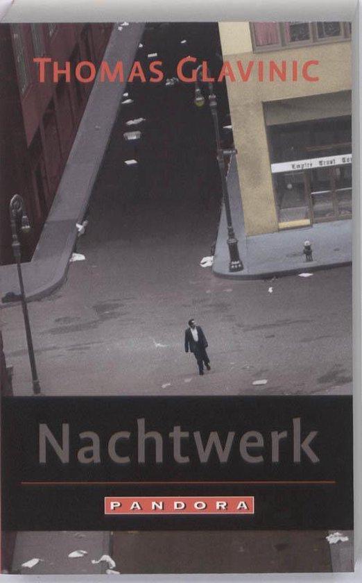Nachtwerk - Thomas Glavinic | Readingchampions.org.uk