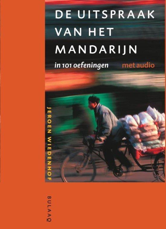 Uitspraak van het Mandarijn in 101 oefeningen - Jeroen Wiedenhof   Fthsonline.com