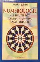 Omslag Numerologie, Als Sleutel Tot Tantra, Ayurveda En Astrologie