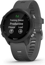Garmin Forerunner 245 - GPS Smartwatch - 42 mm - Zwart/Grijs