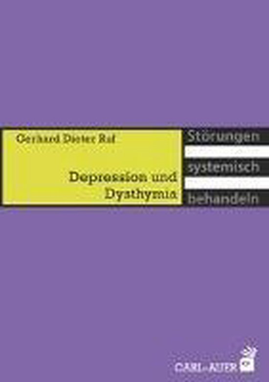 Depression und Dysthymia