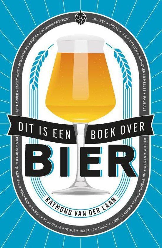 Dit is een boek over bier