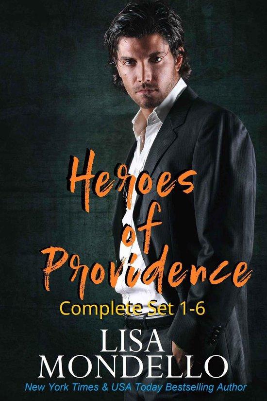 Omslag van Heroes of Providence
