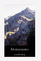 Boek cover Marishimira van A M Caratheodory