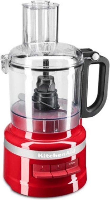 KitchenAid Foodprocessor 1,7 liter Rood