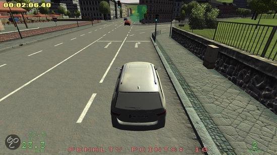 Driving Simulator 2009  (DVD-Rom)