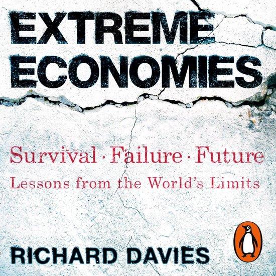 Boek cover Extreme Economies van Richard Davies (Onbekend)