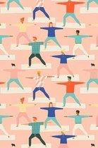 Yoga Pattern - Yoga Namaste Health Meditation Yogi 29