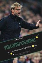 Boek cover Vollgasfussball van Martin Rafelt