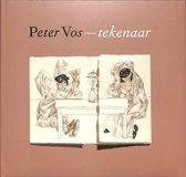 Peter vos, tekenaar