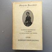 Librije der geneeskonst 4 Handboek voor pleegzusters ziekenoppas.