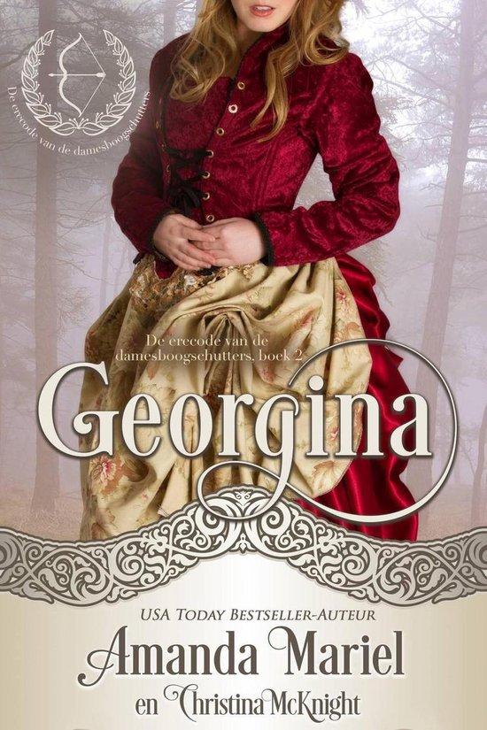 De erecode van de damesboogschutters - Georgina - De erecode van de damesboogschutters, boek 2 - Amanda Mariel |