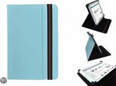 Uniek Hoesje voor de Odys One - Multi-stand Cover, Blauw, merk i12Cover