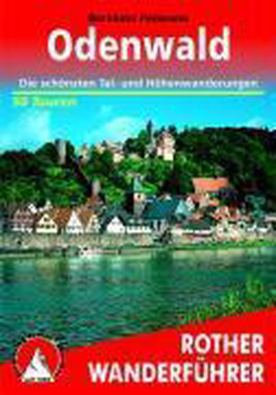 Cover van het boek 'Odenwald'