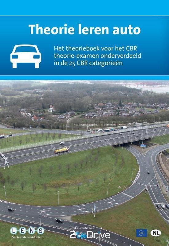Lens verkeersleermiddelen - Theorie leren auto - Lens Media pdf epub