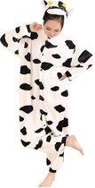 Koe Onesie Verkleedkleding - Volwassenen & Kinderen - XL (175-195 cm)