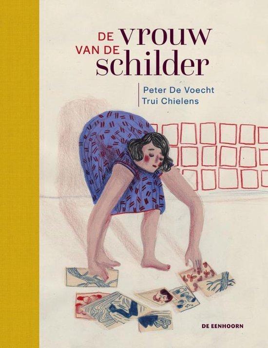 De vrouw van de schilder - Peter de Voecht | Fthsonline.com