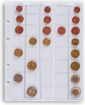 Leuchtturm Optima euro muntbladen - 5 stuks