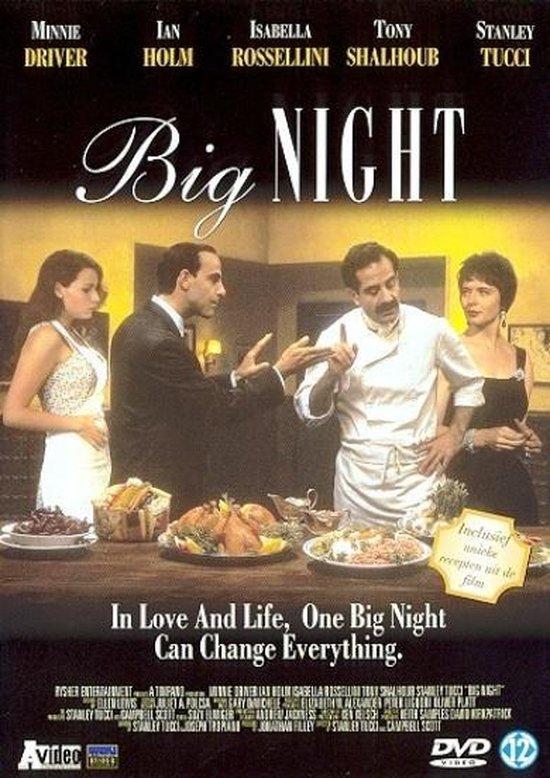 Cover van de film 'Big Night'