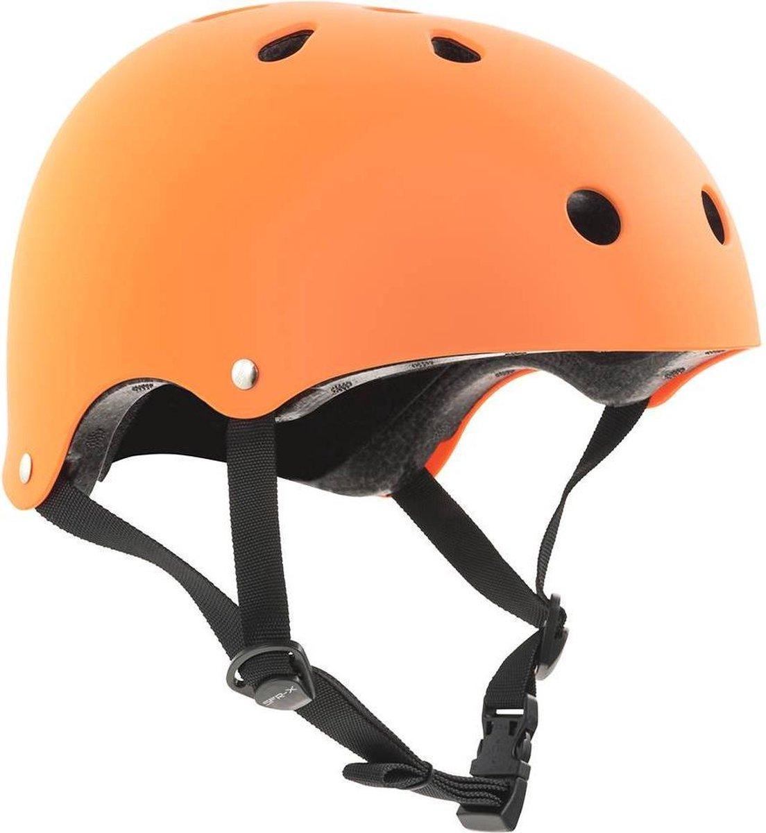 SFR SFR Essentials Skate/BMX Sporthelm - Unisex - oranje