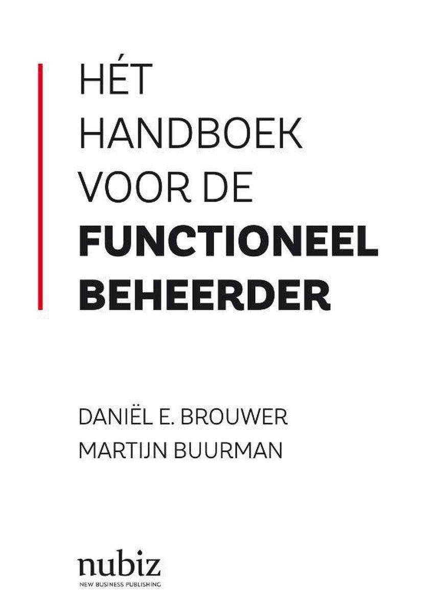 H t handboek voor de functioneel beheerder
