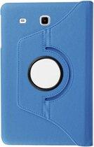Samsung Galaxy Tab E 9.6 Hoesje Lichtblauw, 360 graden Draaibaar